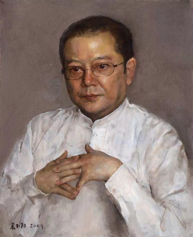 军营中走出的写实派画家 袁正阳作品欣赏插图21