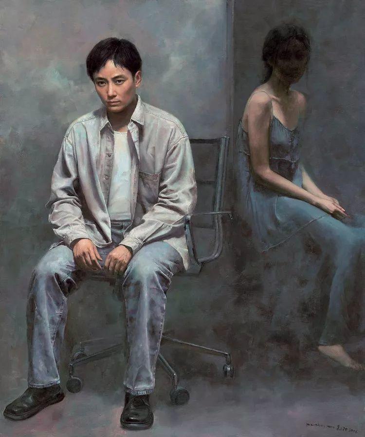 军营中走出的写实派画家 袁正阳作品欣赏插图25