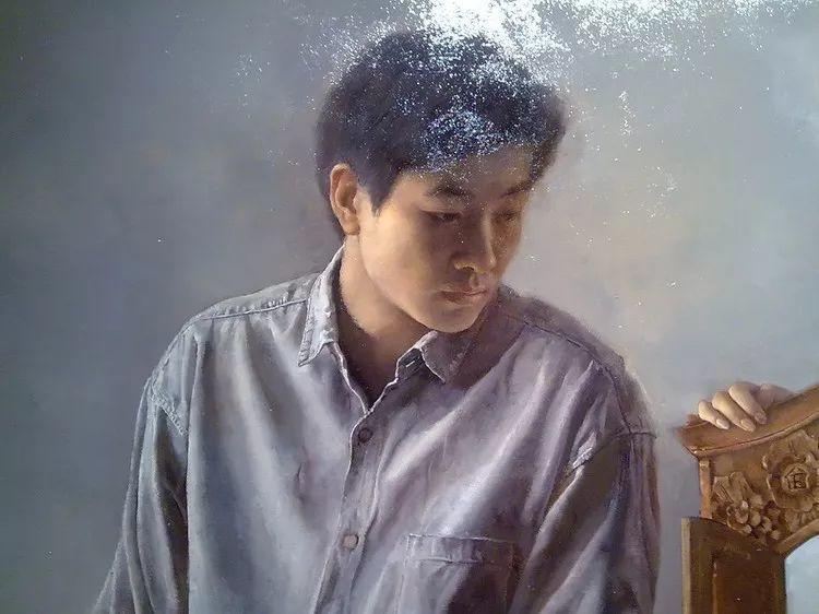 军营中走出的写实派画家 袁正阳作品欣赏插图45