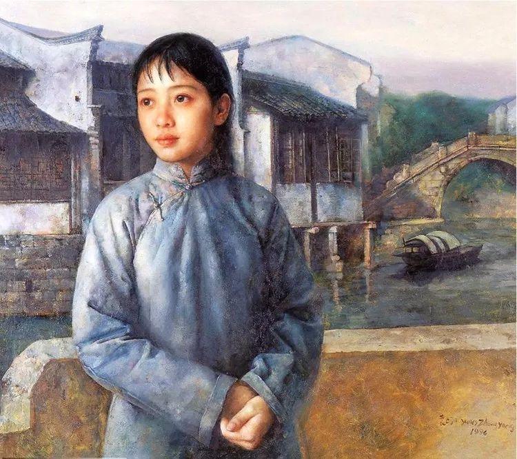 军营中走出的写实派画家 袁正阳作品欣赏插图49