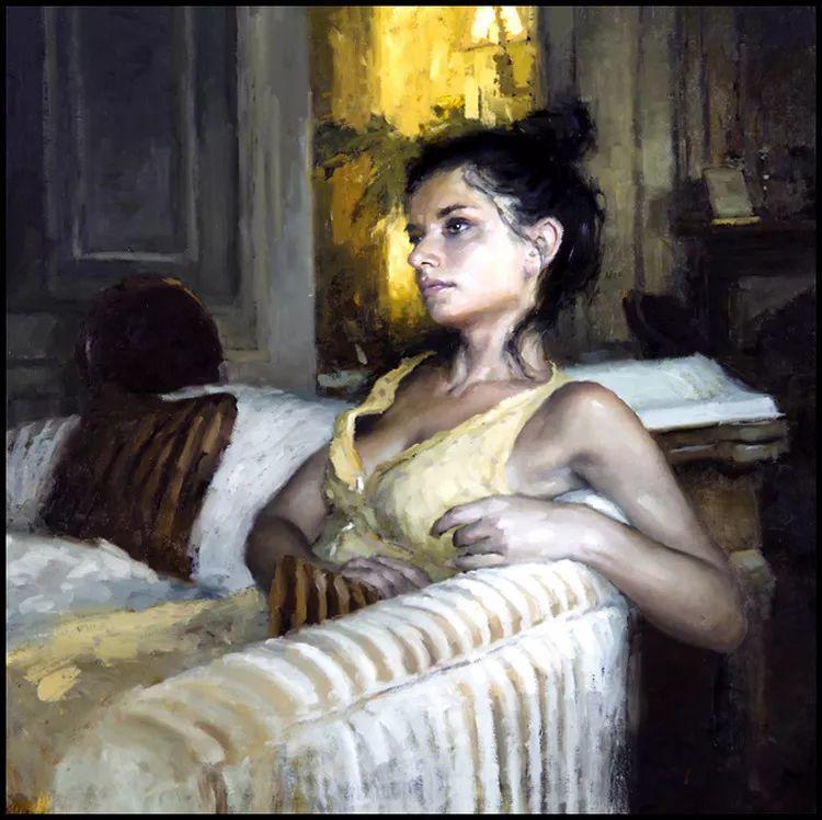 人物油画欣赏 美国艺术家Jeremy Mann插图5