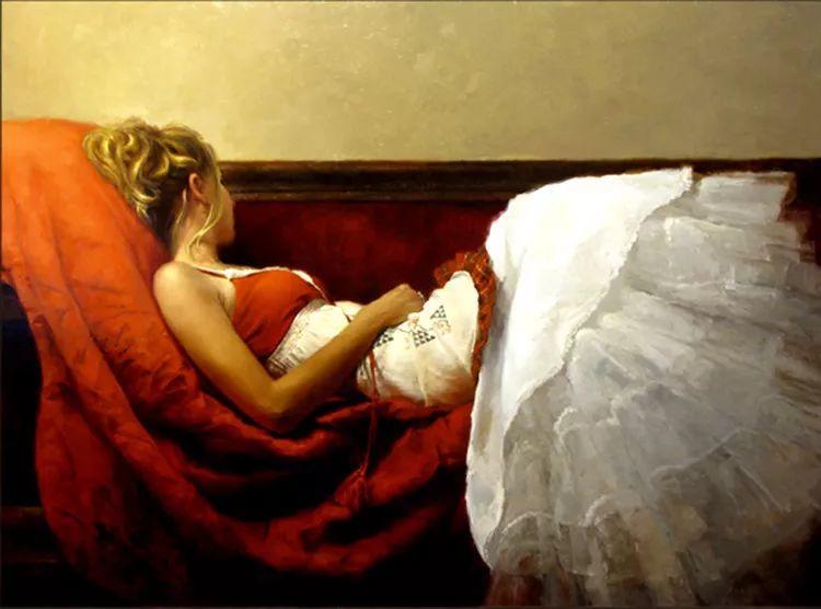 人物油画欣赏 美国艺术家Jeremy Mann插图7