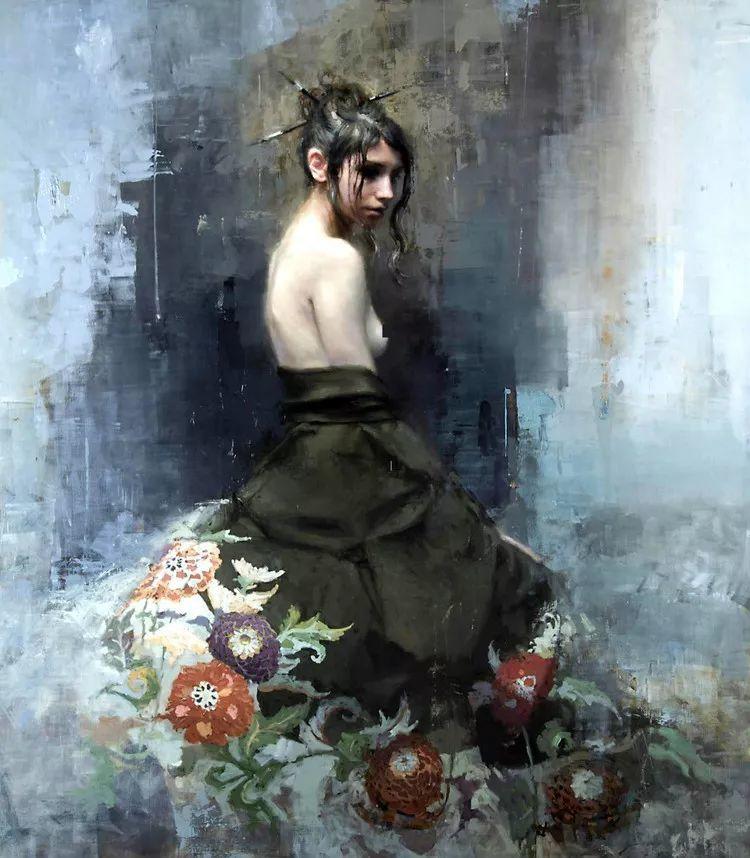 人物油画欣赏 美国艺术家Jeremy Mann插图21