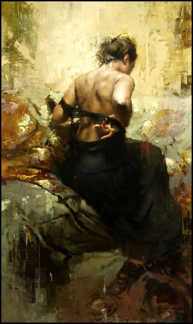 人物油画欣赏 美国艺术家Jeremy Mann插图25