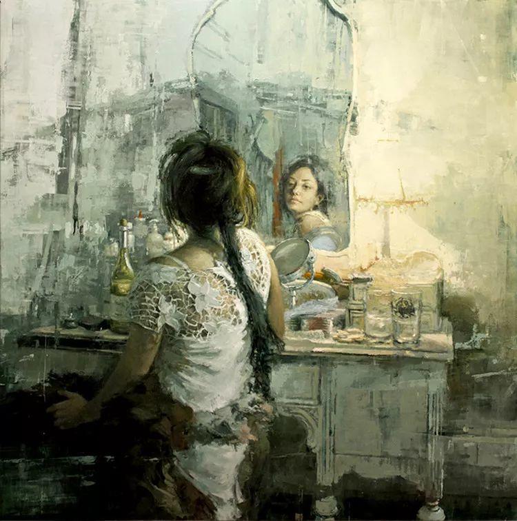 人物油画欣赏 美国艺术家Jeremy Mann插图35