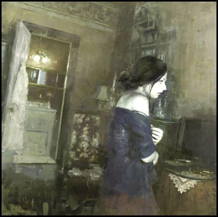 人物油画欣赏 美国艺术家Jeremy Mann插图37