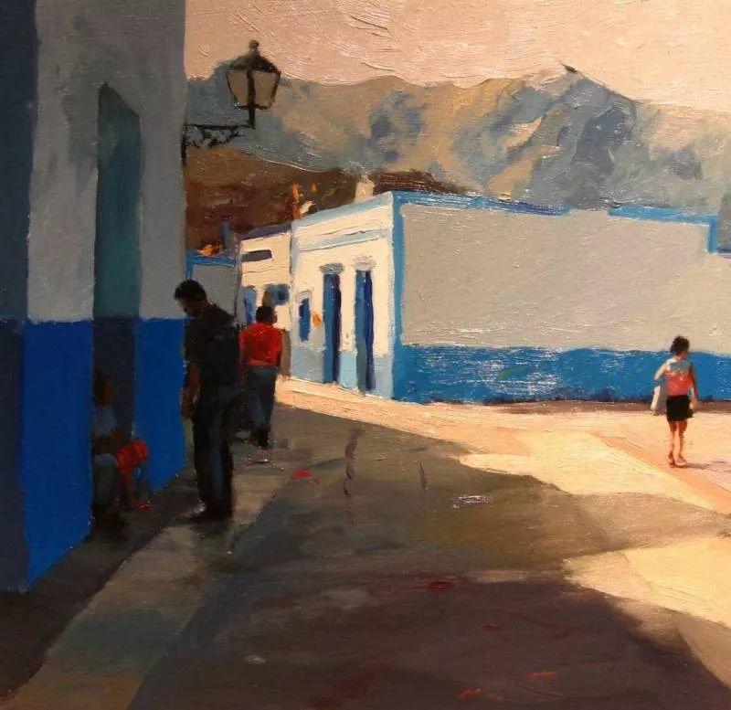 人物风景 西班牙女画家Susana Ragel作品插图5