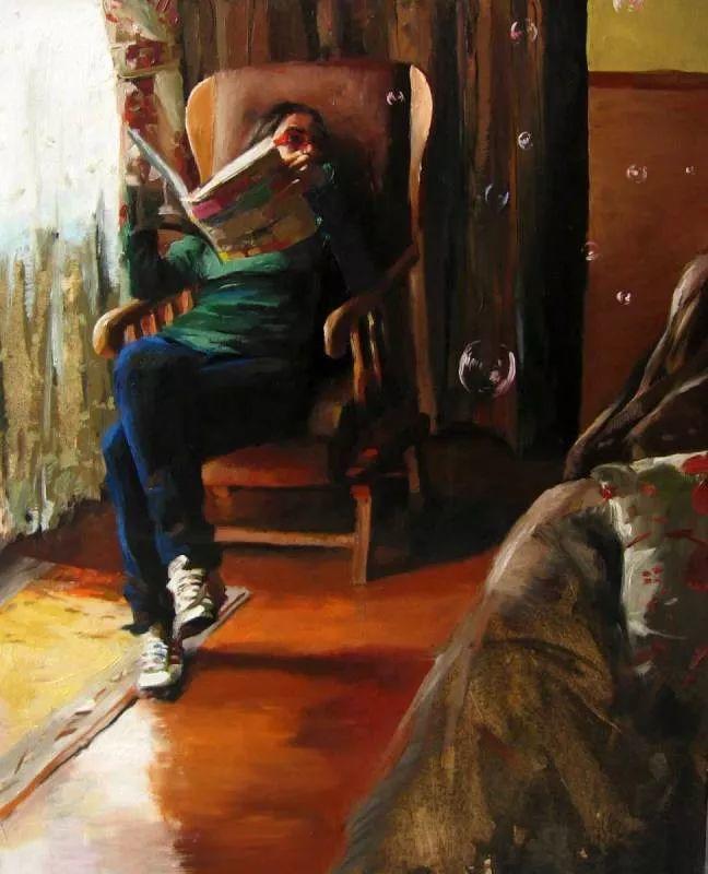 人物风景 西班牙女画家Susana Ragel作品插图13