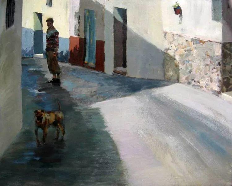 人物风景 西班牙女画家Susana Ragel作品插图27