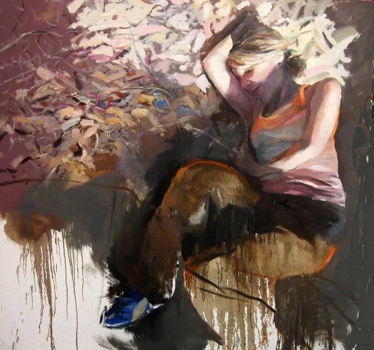 人物风景 西班牙女画家Susana Ragel作品插图29