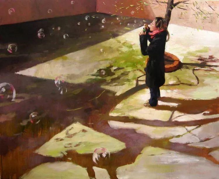 人物风景 西班牙女画家Susana Ragel作品插图31