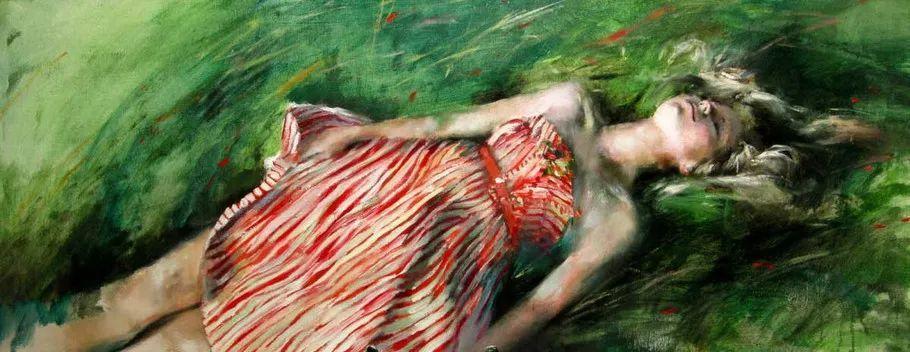 人物风景 西班牙女画家Susana Ragel作品插图51