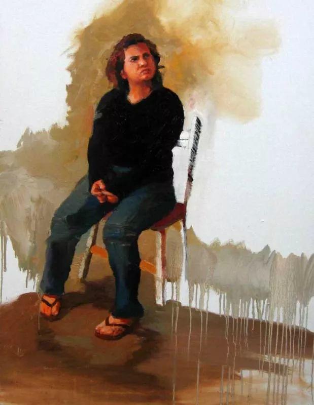 人物风景 西班牙女画家Susana Ragel作品插图53