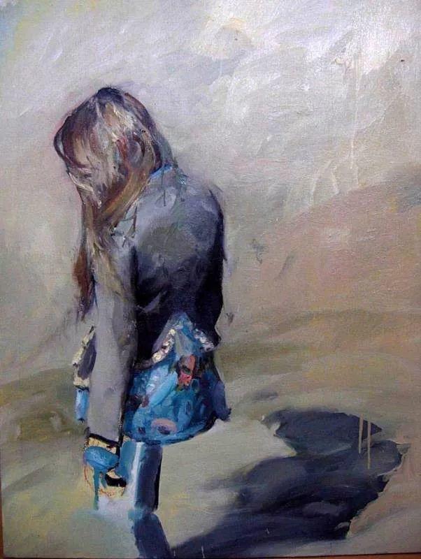 人物风景 西班牙女画家Susana Ragel作品插图55