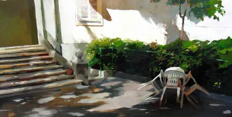 人物风景 西班牙女画家Susana Ragel作品插图75