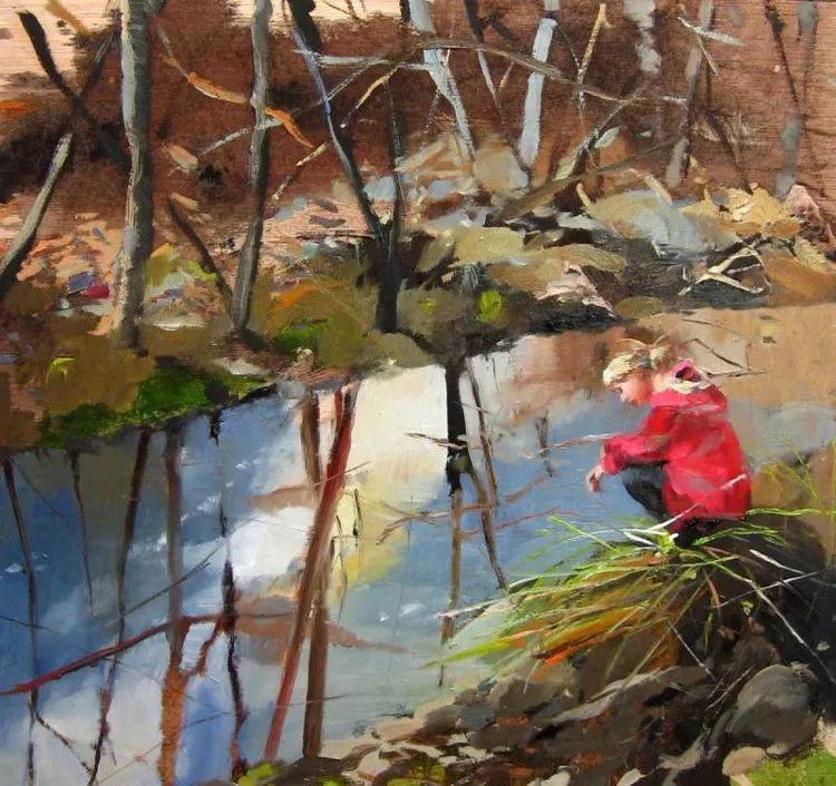 人物风景 西班牙女画家Susana Ragel作品插图83