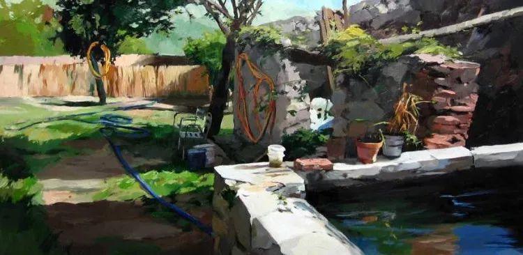 人物风景 西班牙女画家Susana Ragel作品插图91