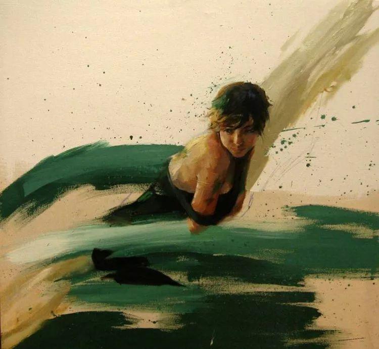 人物风景 西班牙女画家Susana Ragel作品插图99