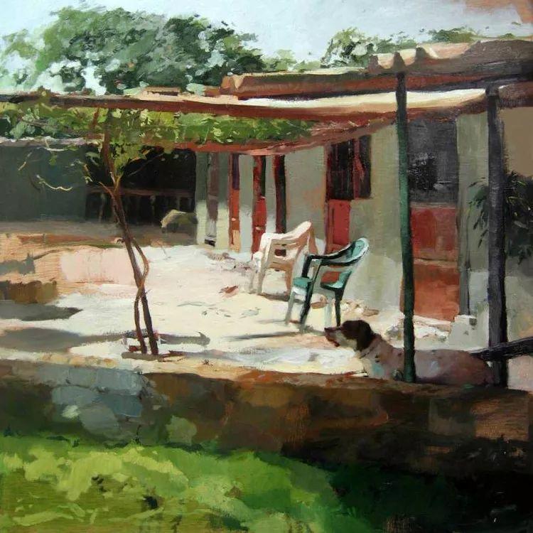 人物风景 西班牙女画家Susana Ragel作品插图103