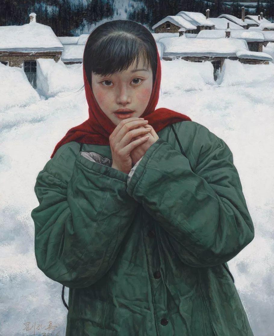 首都师范大学美术学院教授 刘孔喜作品欣赏插图9