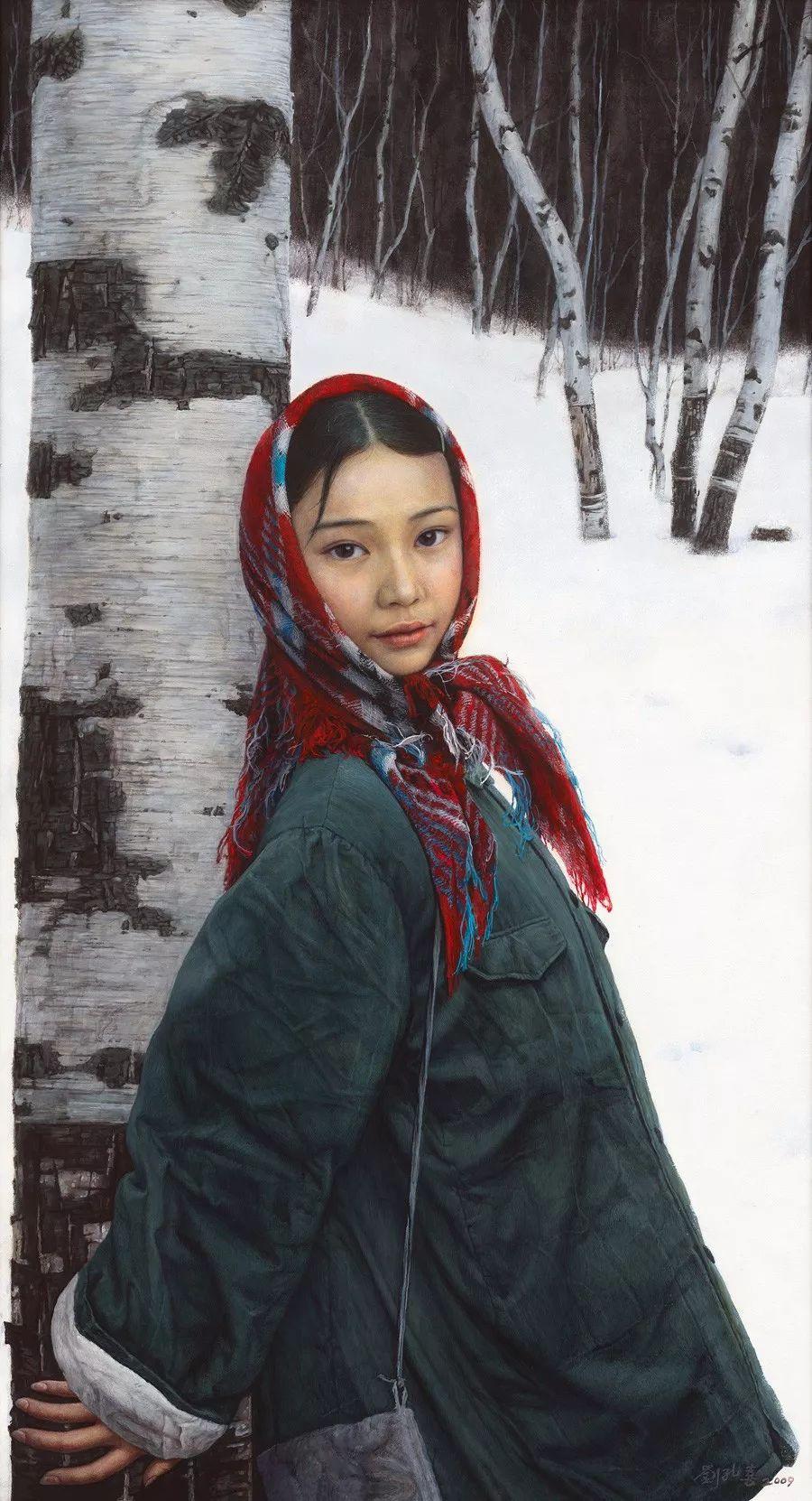 首都师范大学美术学院教授 刘孔喜作品欣赏插图21