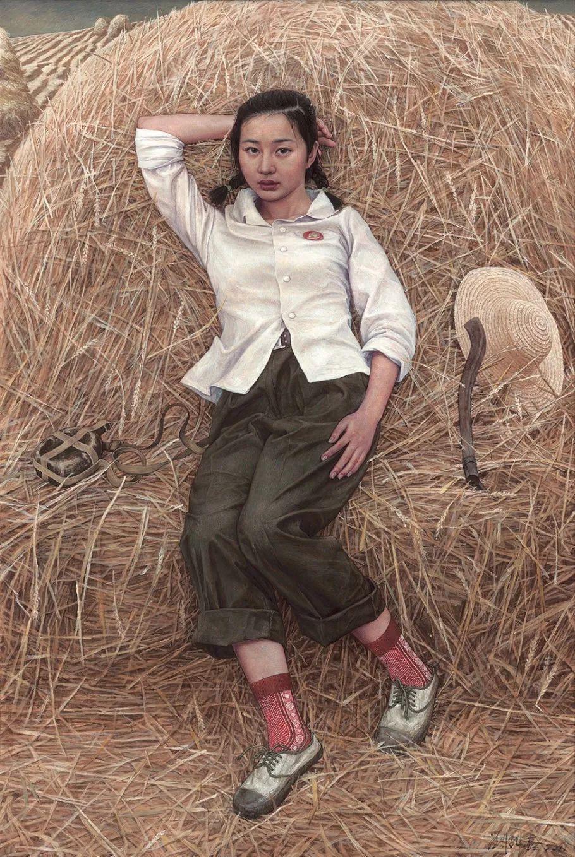 首都师范大学美术学院教授 刘孔喜作品欣赏插图27