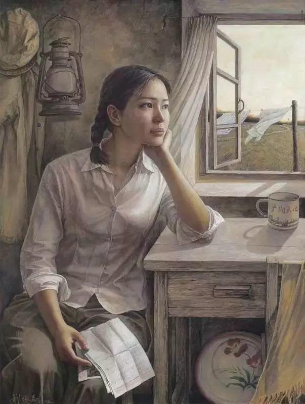 首都师范大学美术学院教授 刘孔喜作品欣赏插图33