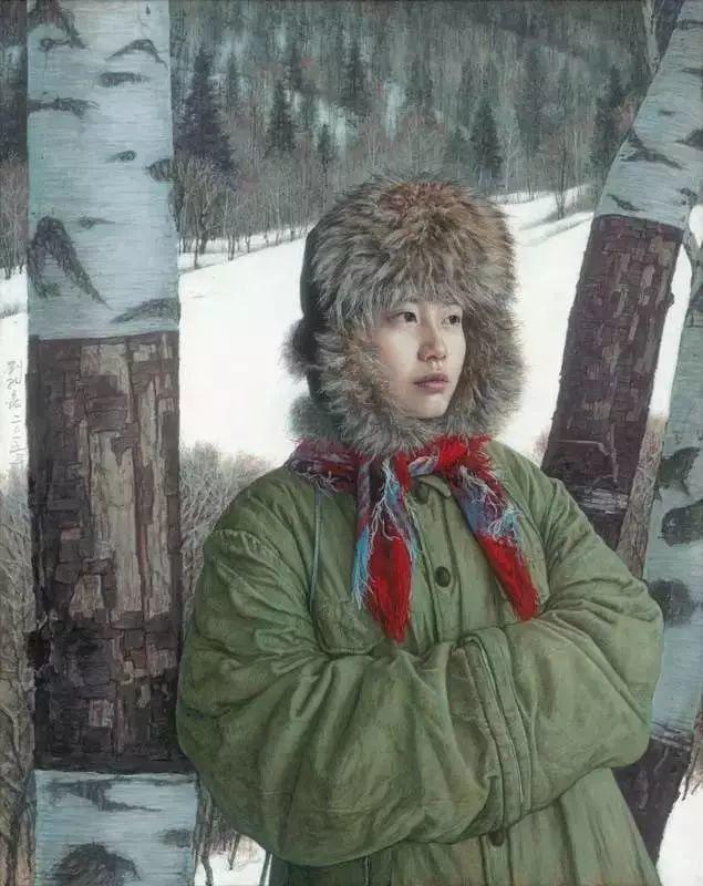 首都师范大学美术学院教授 刘孔喜作品欣赏插图43
