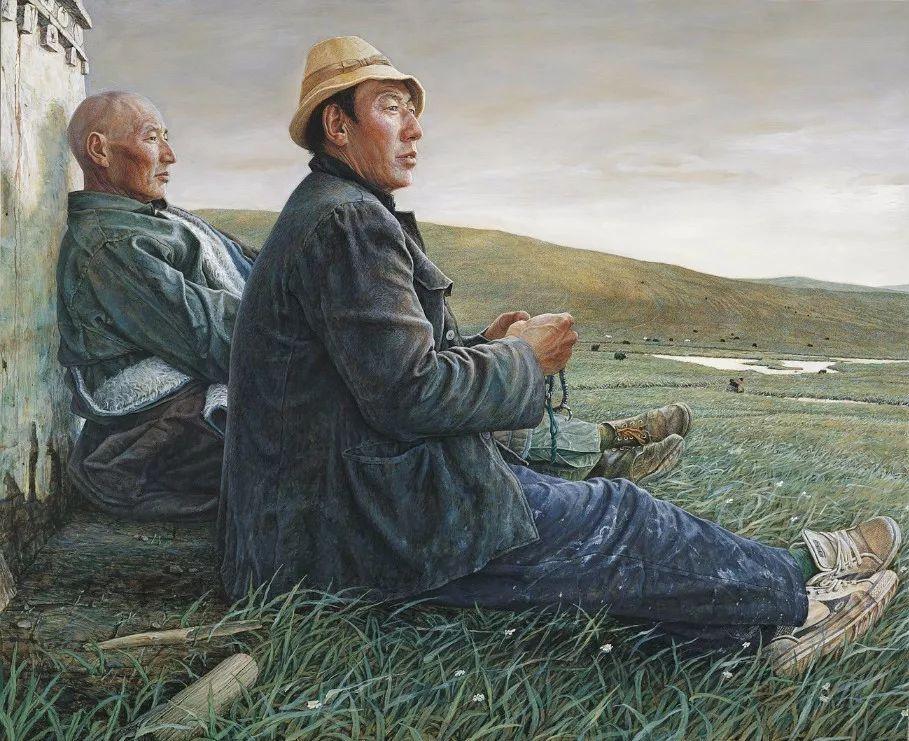 首都师范大学美术学院教授 刘孔喜作品欣赏插图75