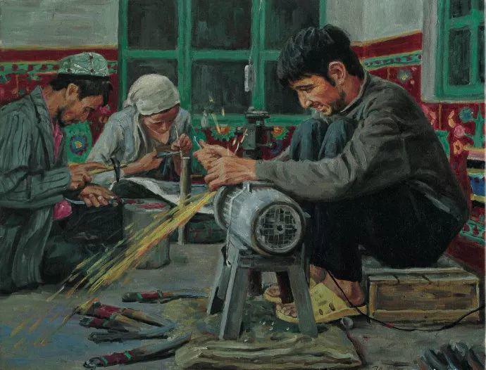 首都师范大学美术学院教授 刘孔喜作品欣赏插图95