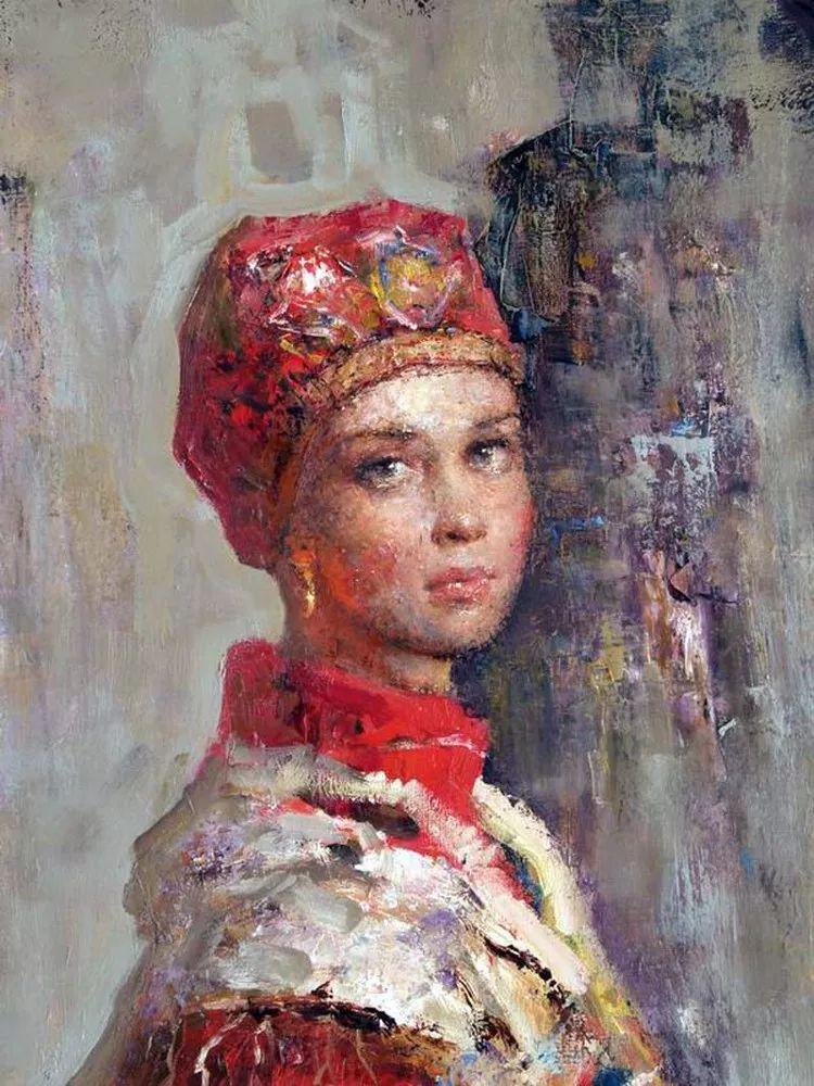 人物油画 俄罗斯Andrey Kartashov作品插图9