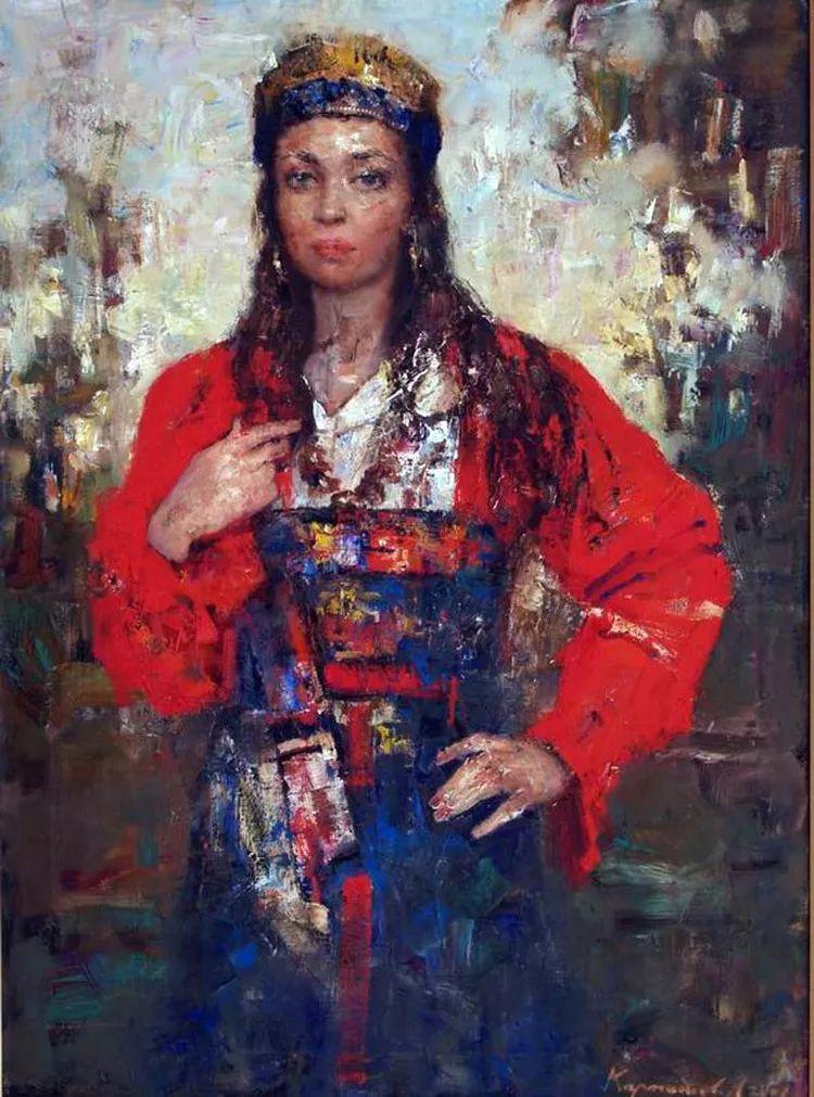 人物油画 俄罗斯Andrey Kartashov作品插图11