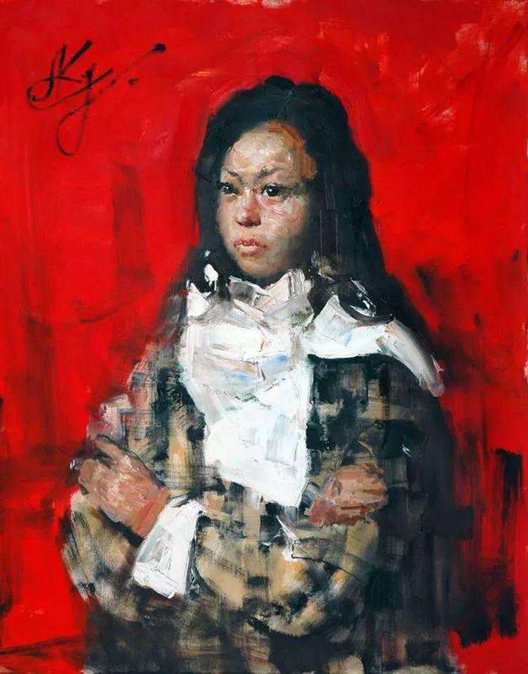人物油画 俄罗斯Andrey Kartashov作品插图13