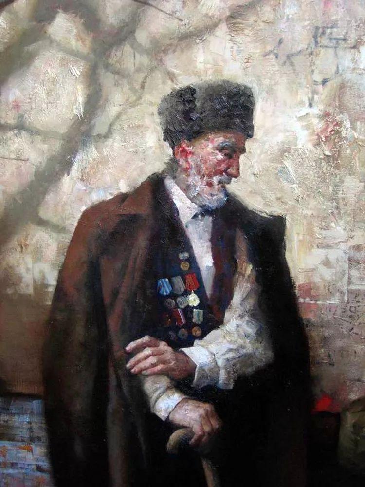人物油画 俄罗斯Andrey Kartashov作品插图15
