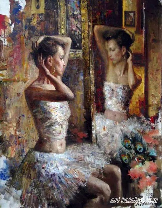人物油画 俄罗斯Andrey Kartashov作品插图17