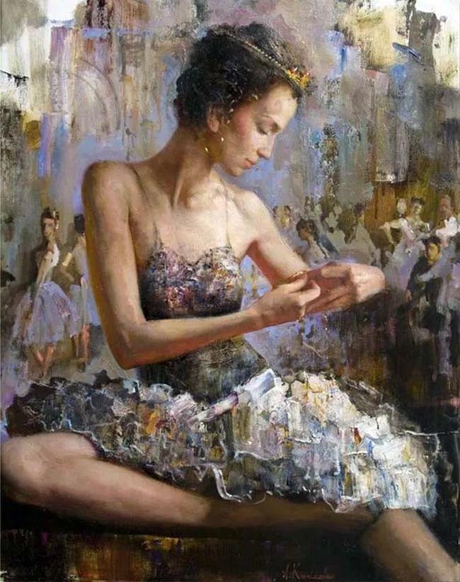 人物油画 俄罗斯Andrey Kartashov作品插图25