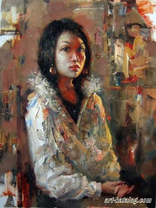 人物油画 俄罗斯Andrey Kartashov作品插图31