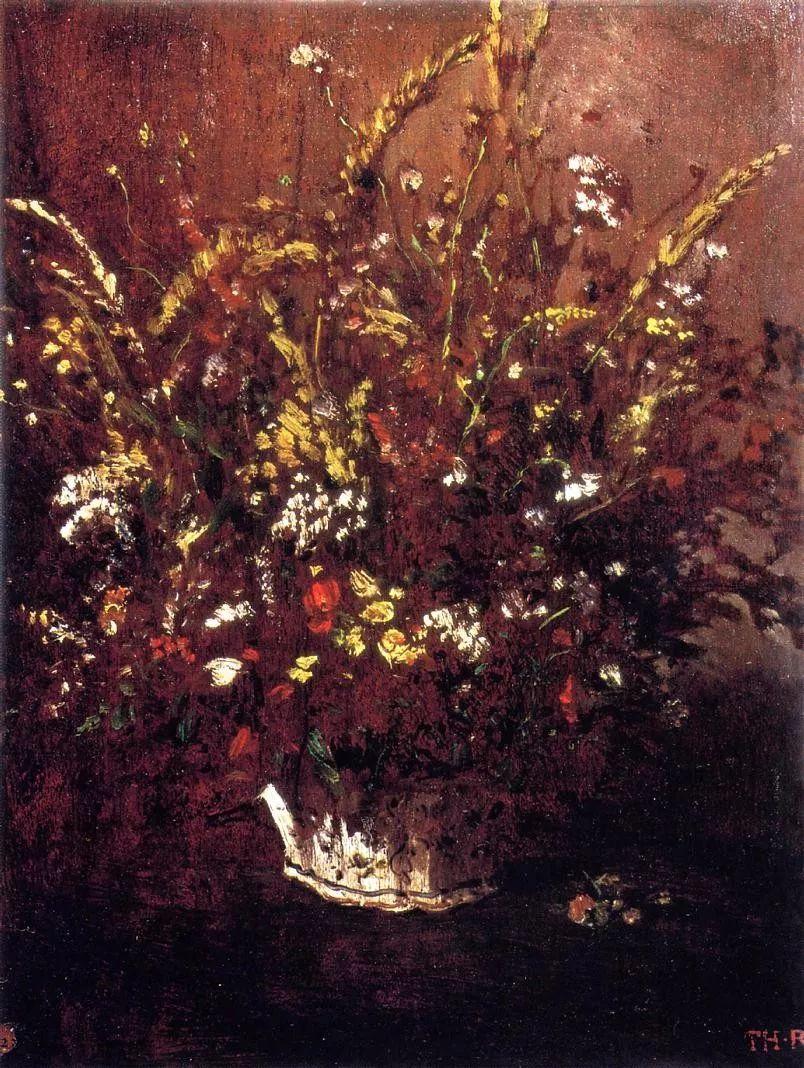 巴比松画派 法国Théodore Rousseau作品欣赏插图79