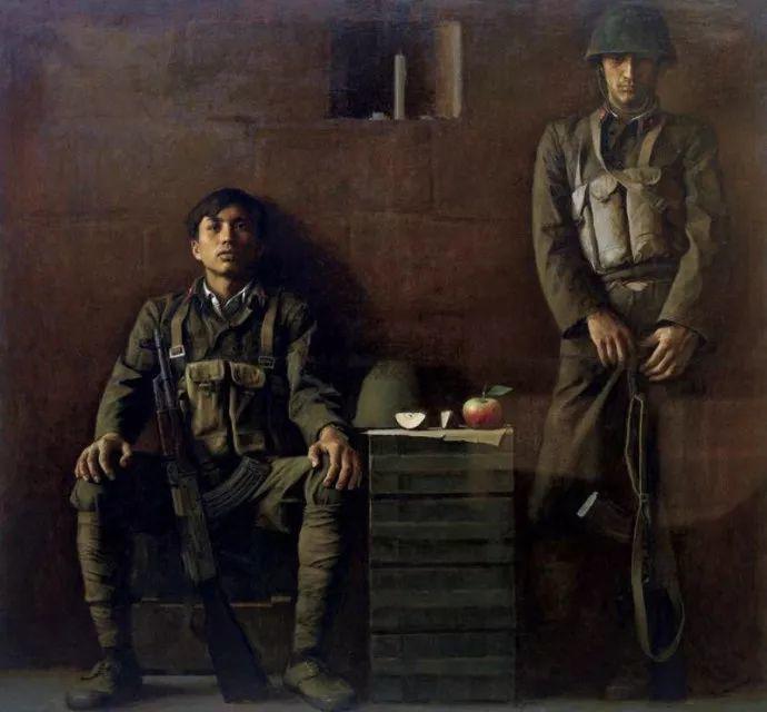77图 尚丁油画作品欣赏插图123