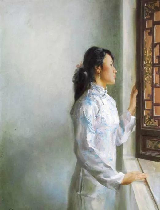 画中国 俄罗斯女画家Victoria Kharchenko作品插图16