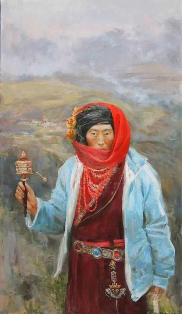画中国 俄罗斯女画家Victoria Kharchenko作品插图18