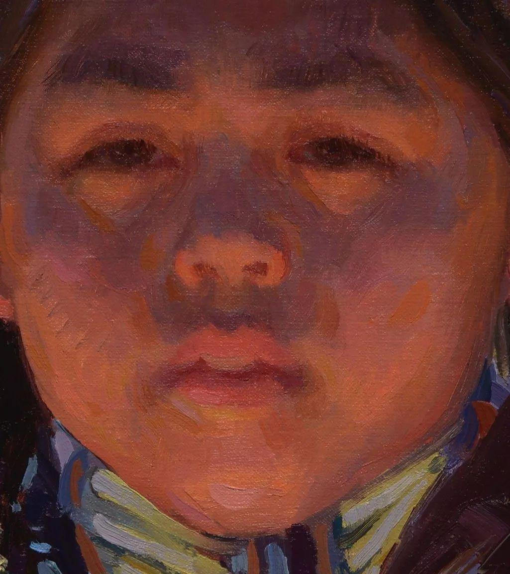 人物油画欣赏 美国画家Scott burdick插图5