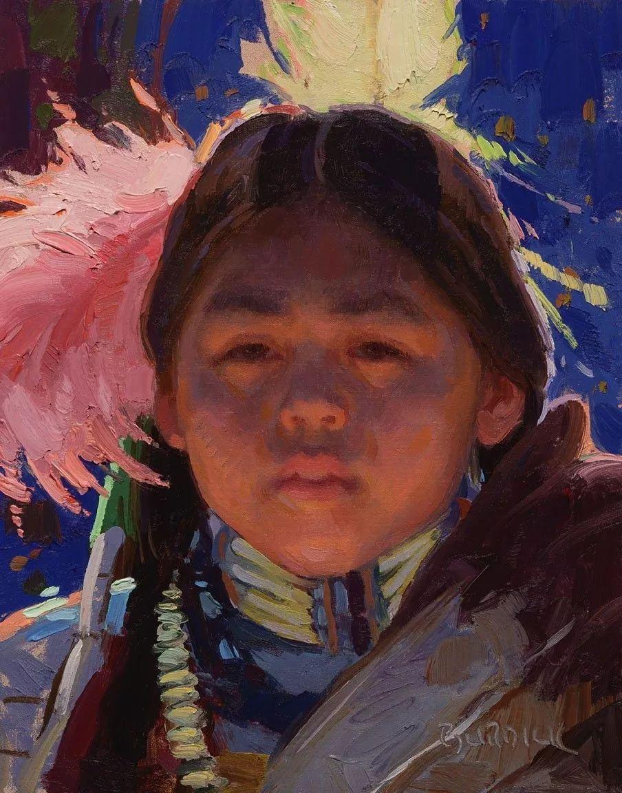 人物油画欣赏 美国画家Scott burdick插图6