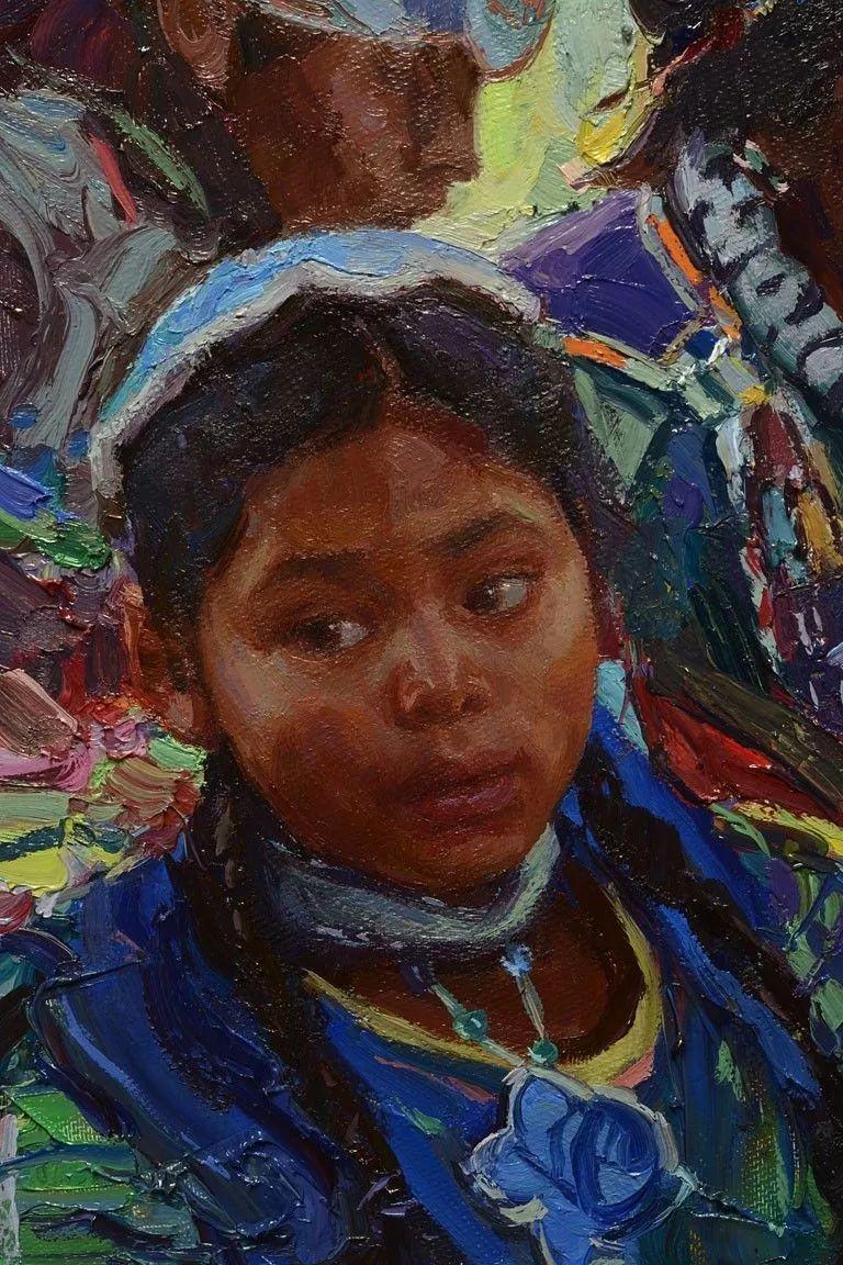 人物油画欣赏 美国画家Scott burdick插图10