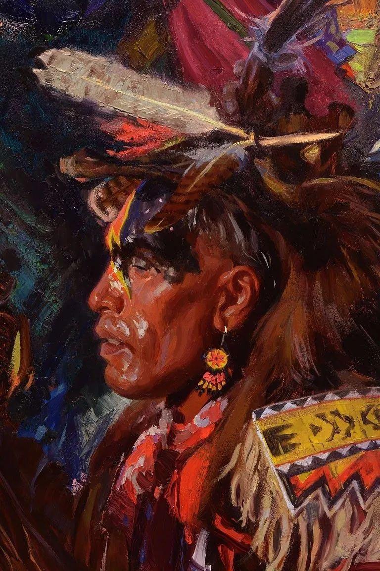 人物油画欣赏 美国画家Scott burdick插图20