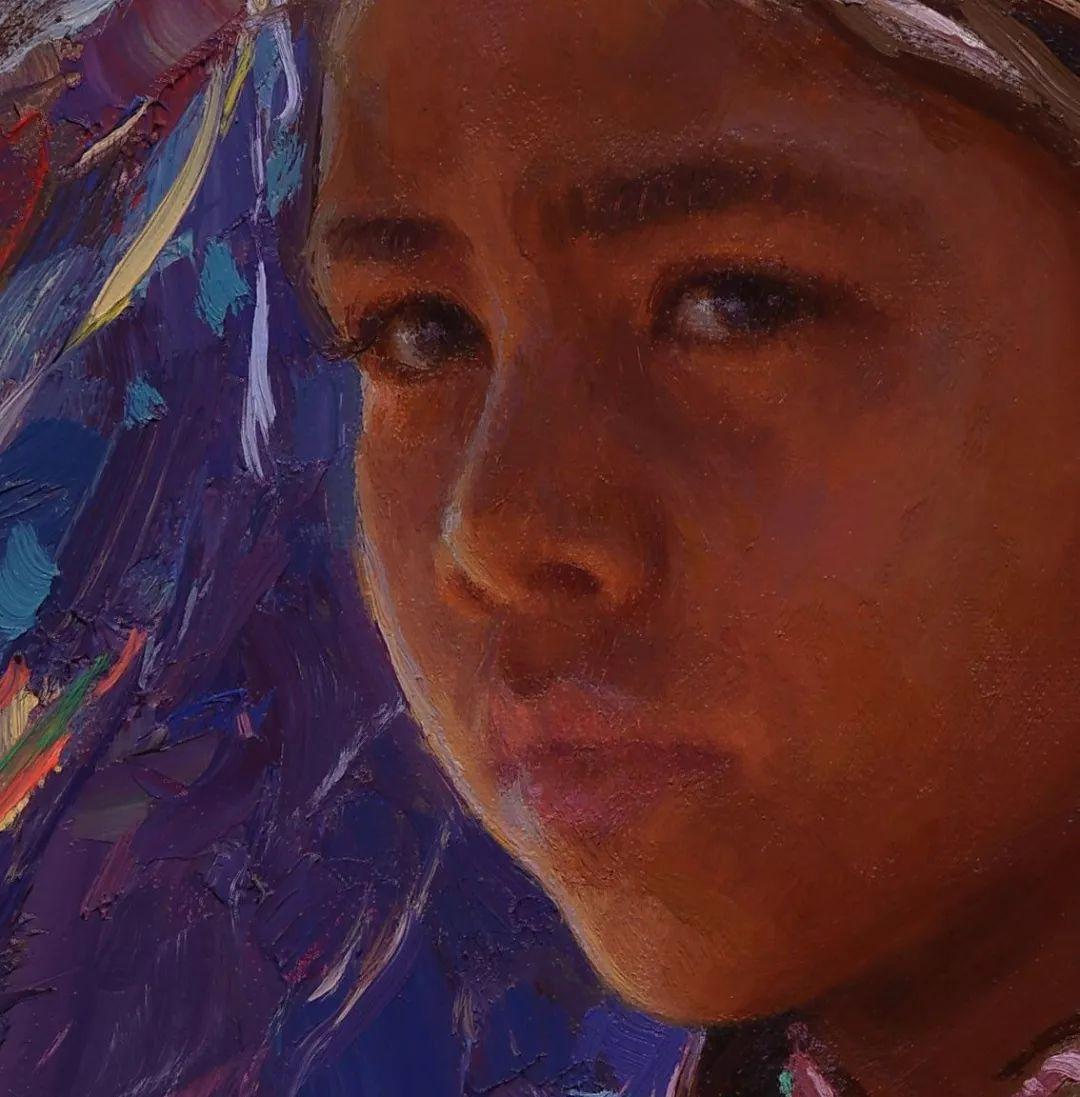 人物油画欣赏 美国画家Scott burdick插图23