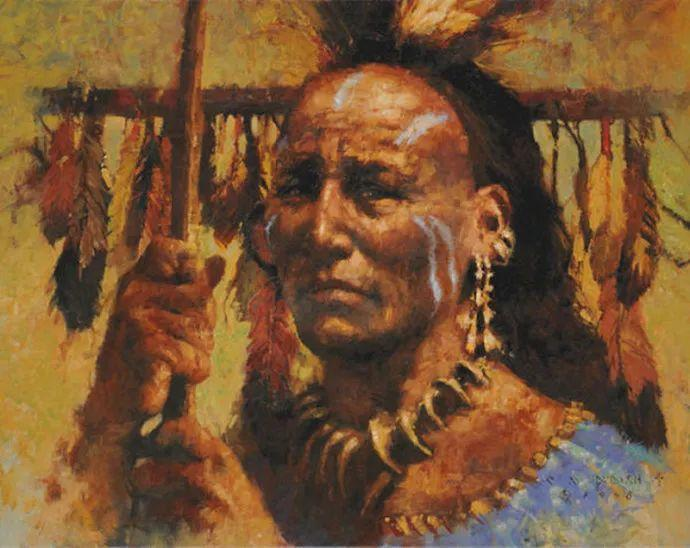 油画人物 美国C.MICHAEL DUDASH作品插图13