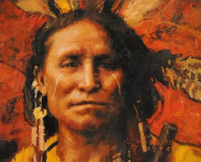 油画人物 美国C.MICHAEL DUDASH作品插图17