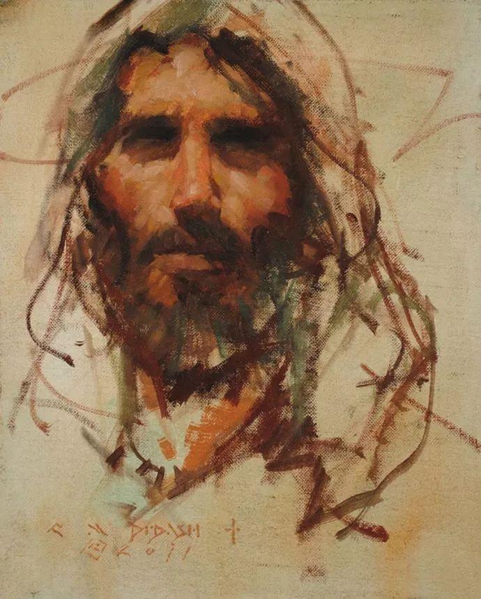 油画人物 美国C.MICHAEL DUDASH作品插图47