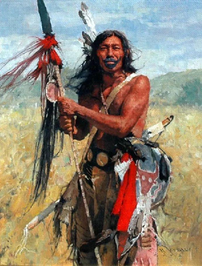 油画人物 美国C.MICHAEL DUDASH作品插图49